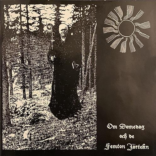 Wagner Ödegård - Om Domedag och de Femton Järtekn CD