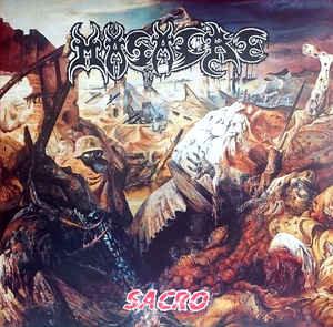 Masacre – Sacro LP