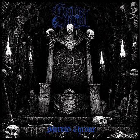 Grave Ritual - Morbid Throne LP