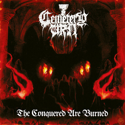 Cemetery Urn ‎– The Conquered Are Burned CD