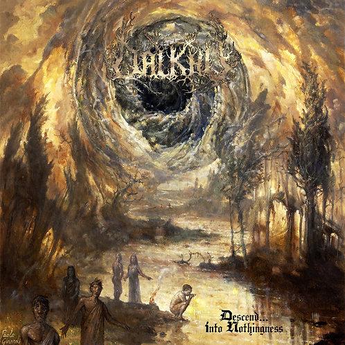 Dalkhu – Descend... Into Nothingness CD