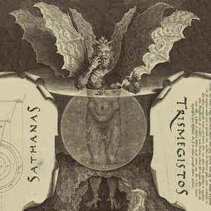 Head Of The Demon – Sathanas Trismegistos LP
