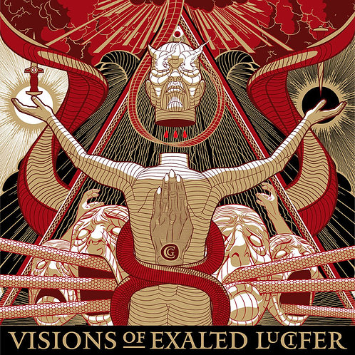 Cirith Gorgor – Visions of Exalted Lucifer LP
