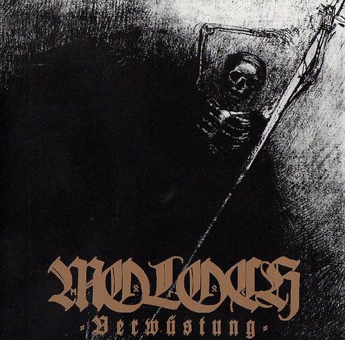 Moloch – Verwüstung CD