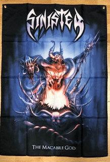 Sinister - Macabre God FLAG