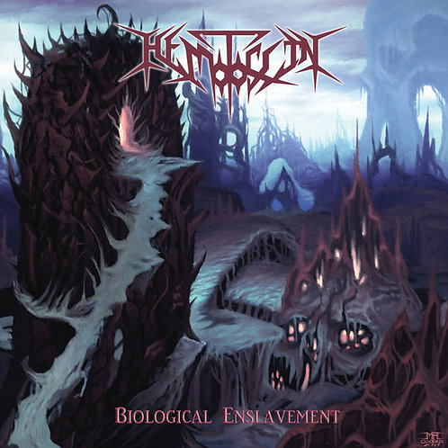 Hemotoxin ‎– Biological Enslavement CD