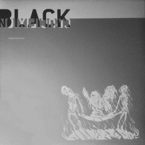 Black Crucifixion – Promethean Gift LP