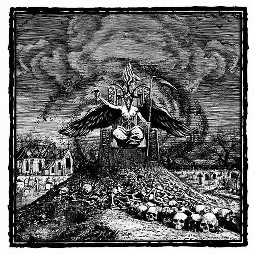 Deus Mortem – Demons of Matter and the Shells of the Dead LP