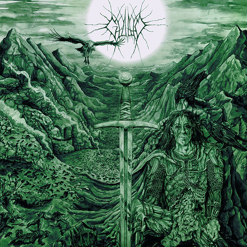 Gloam - Death is the Beginning MLP (Translucent Green Vinyl)