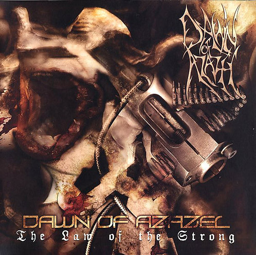 Dawn of Azazel - The Law of the Strong CD