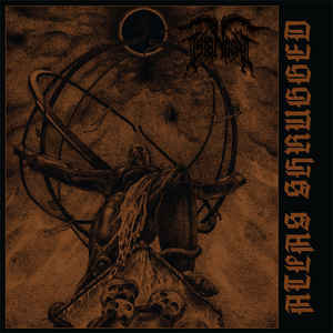 Istengoat - Atlas Shrugged LP (Black Vinyl)