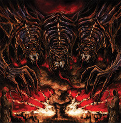 Lord Of Depression / Infernal Sacrament / Tetragrammacide - A.R.F.T.T.M.O.H.H.