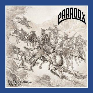 Paradox - The Demo Collection 1986-1987 2xLP (Blue Vinyl)