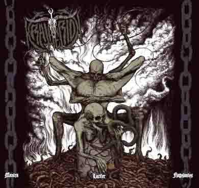 Kratherion - Mantra Lucifer Flagelantes Digi-CD