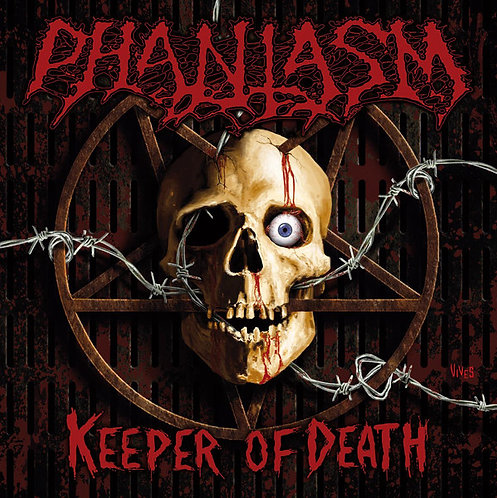 Phantasm - Keeper Of Death CD