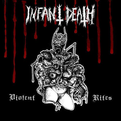 Infant Death – Violent Rites CD
