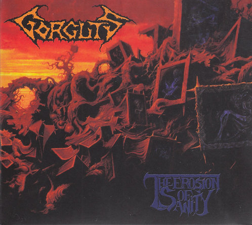 Gorguts - The Erosion Of Sanity DIGI-CD