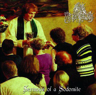 "Anal Blasphemy - Sermons of a Sodomite 7""EP"