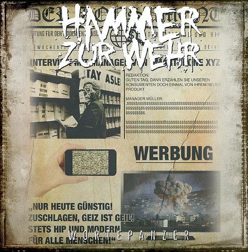Hammer Zur Wehr – Wortepanzer CD