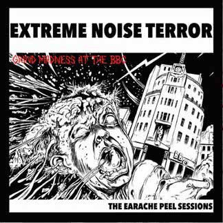 Extreme Noise Terror - The Earache Peel Sessions LP (Swedish Colour Vinyl)