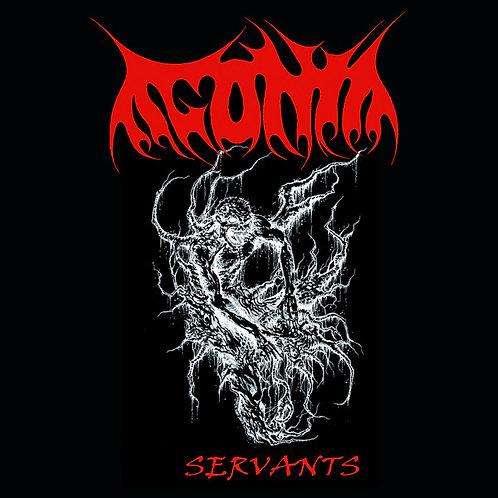Agonia - Servants CD