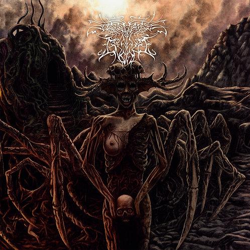 Ossuary Insane - Part II: Demonize the Flesh LP (White Vinyl)