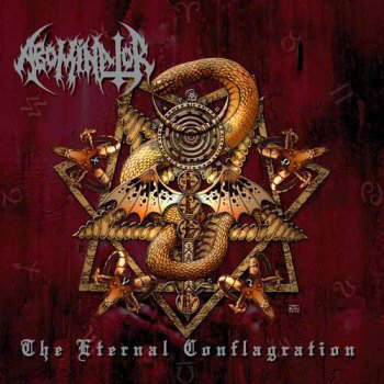 Abominator - The Eternal Conflagration LP