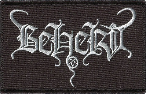 Beherit Logo PATCH