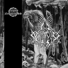 Förgjord / Nekrokrist SS - Split LP