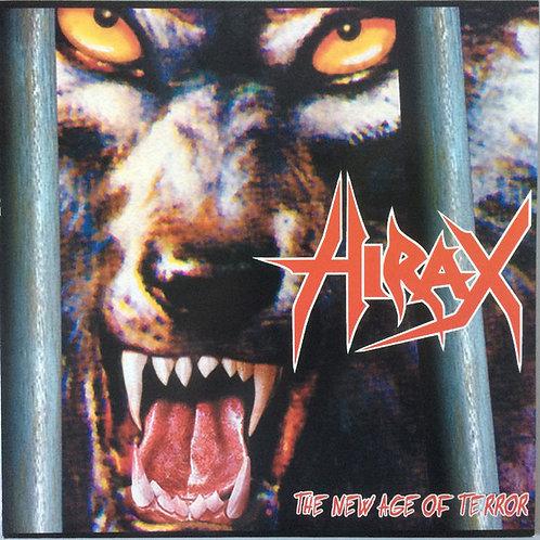 Hirax – The New Age Of Terror CD