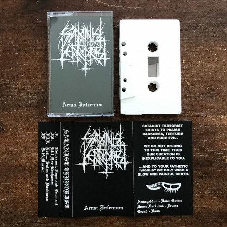Satanist Terrorist - Arma Infernum Demo TAPE