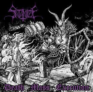"Satanize - Death Mass Execution 7""EP"