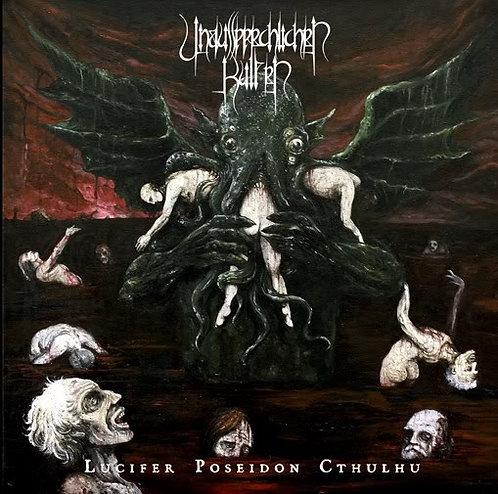 Unaussprechlichen Kulten - Lucifer Poseidon Cthulhu LP