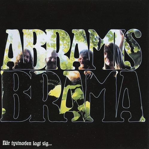 Abramis Brama - När Tystnaden Lagt Sig... CD