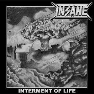 Insane – Interment Of Life LP