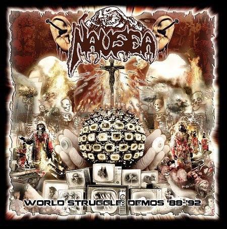 Nausea – World Struggle: Demos '88-'92 CD