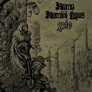 Homo Homini Lupus / Gelo - Split LP