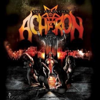 Acheron - Kult Des Hasses CD