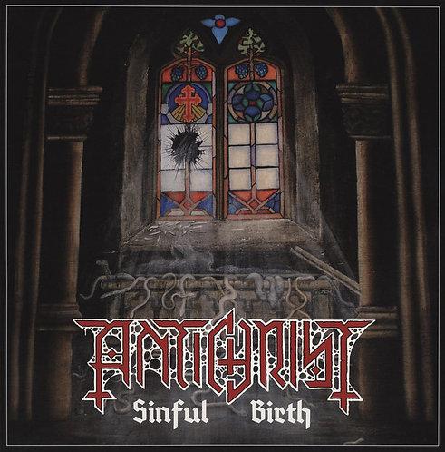 Antichrist - Sinful Birth CD