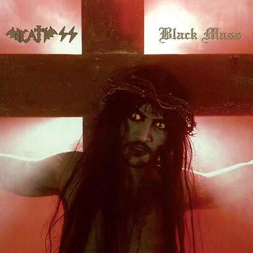 Death SS – Black Mass (Red/white vinyl)