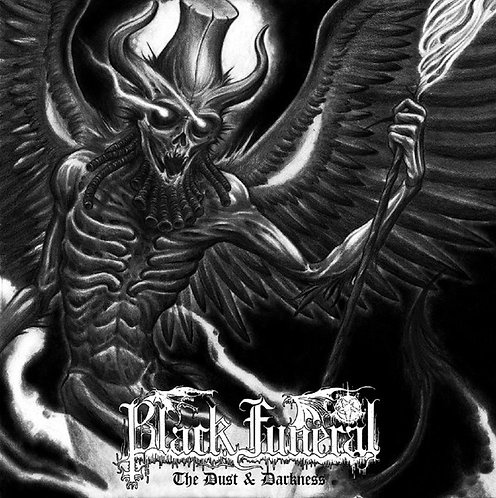 Black Funeral - The Dust & Darkness MCD