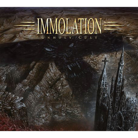 Immolation - Unholy Cult 2xCD+DVD