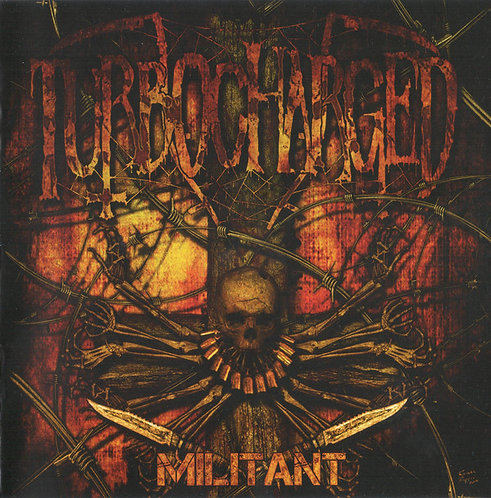 Turbocharged - Militant CD