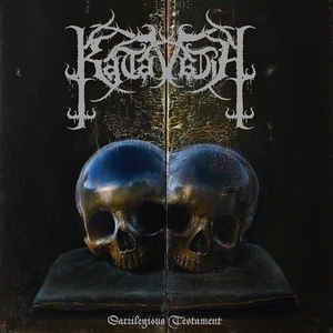 Katavasia – Sacrilegious Testament LP