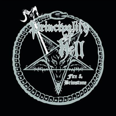 Principality Of Hell - Fire & Brimstone LP