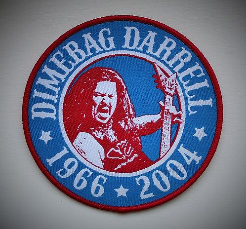 Dimebag Darrell 1966-2004 PATCH