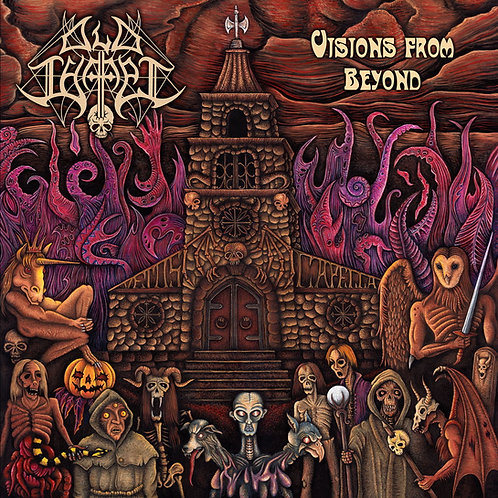 Old Chapel - Visions From Beyond CD