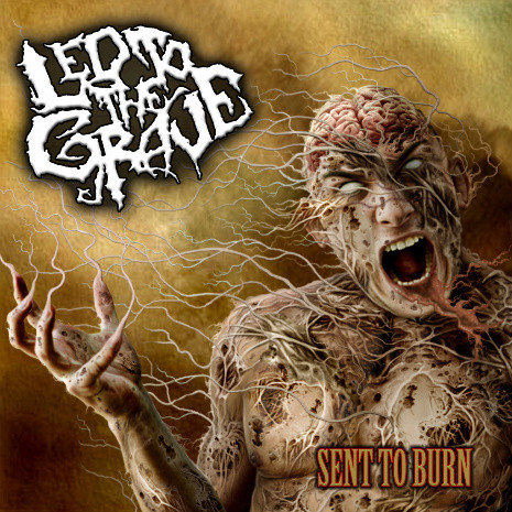 Led To The Grave - Sent To Burn Digi-MCD