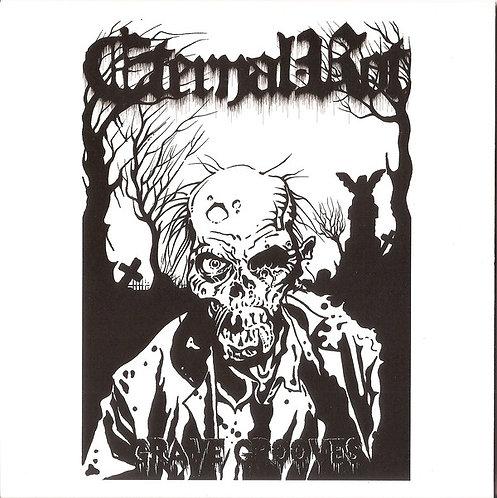 """Eternal Rot - Grave Grooves 7""""EP"""