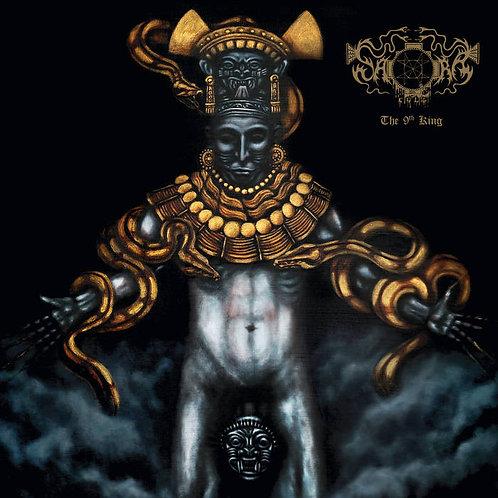 Saqra's Cult - The 9th King CD